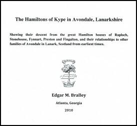 Hamiltons of Kype