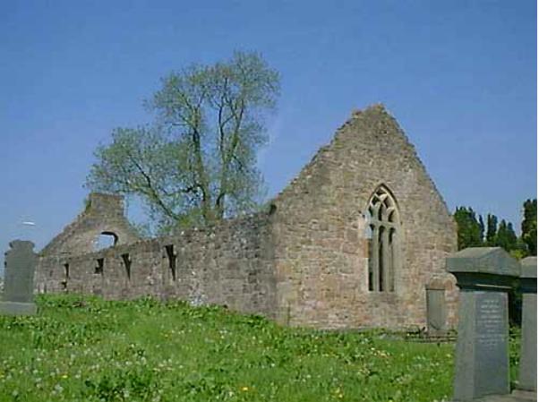 Derryloran Graveyard